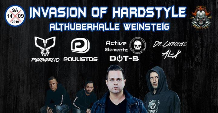 Invasion Of Hardstyle 2019 › Hardstyle Österreich